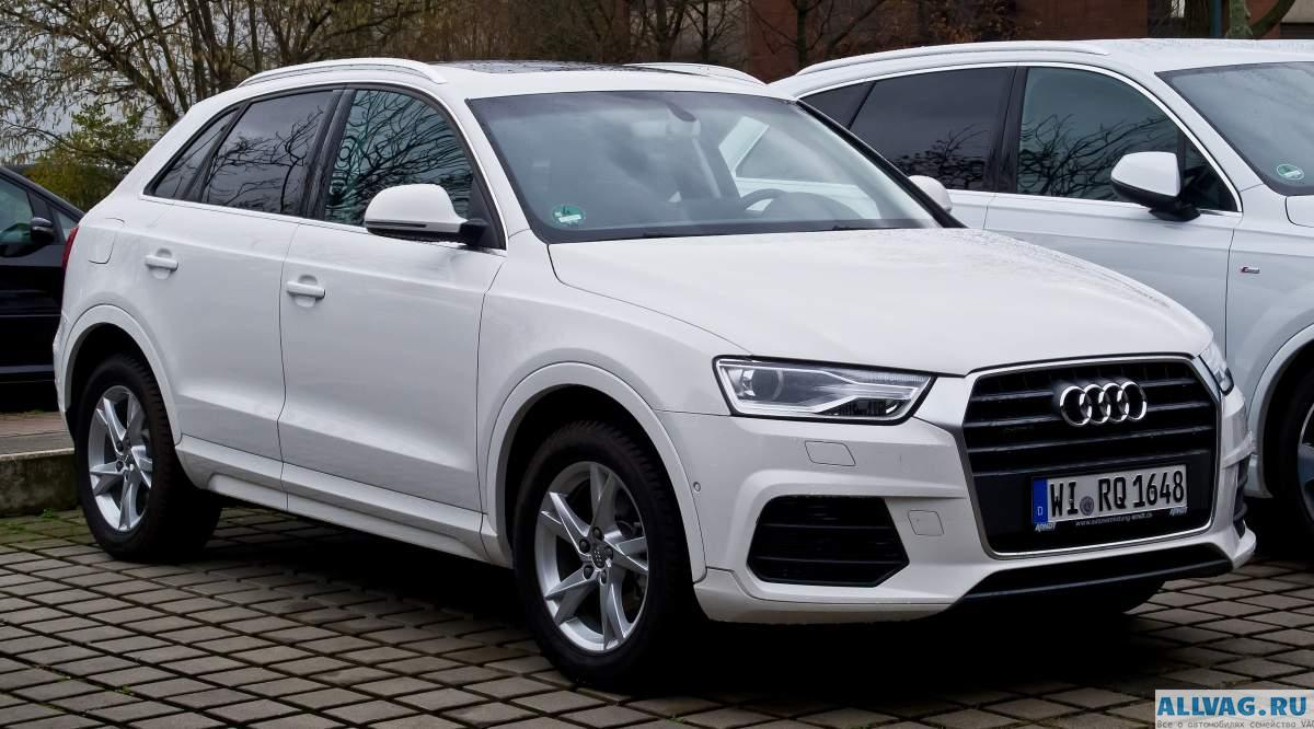 audi q3 top speed while